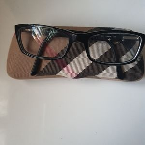 Burberry eye glasses EUC